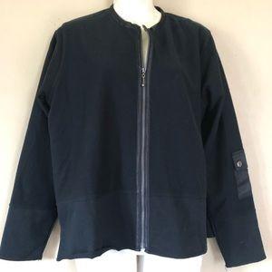 Weekend Clothes Line Jacket Sz L
